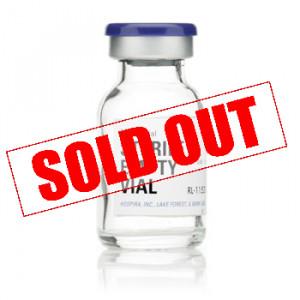 Sterile Empty vial 10ml