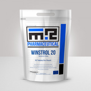 MR-PHARMA Winstrol 20mg/tab